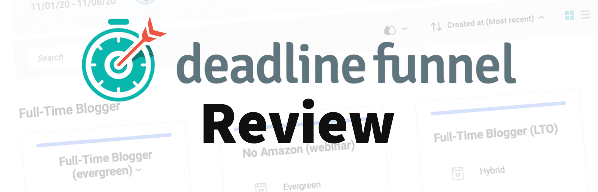 Deadline Funnel Review – The Best Countdown Timer