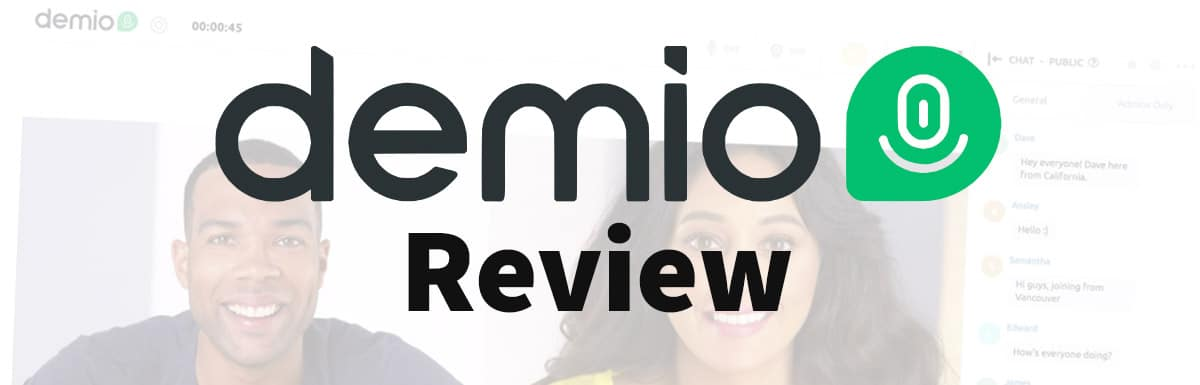 Demio Webinar Review – The Easy-to-Use Webinar Platform