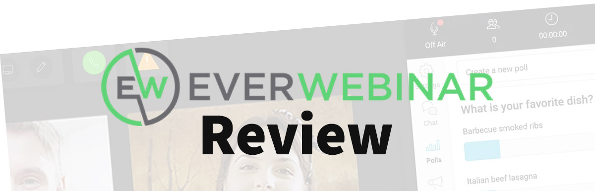 EverWebinar Review – Sell 24/7 With Automated Webinars